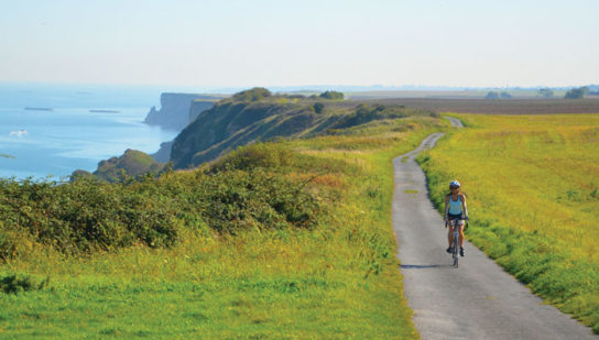 Brittany to Normandy bike tour