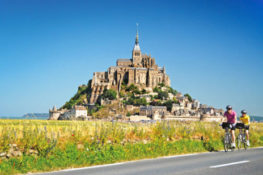 France cycling holidays: Brittany to Normandy bike tour