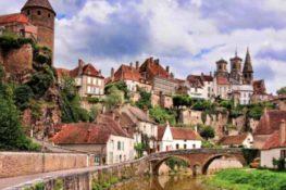 France cycling holidays: Burgundy bike tour
