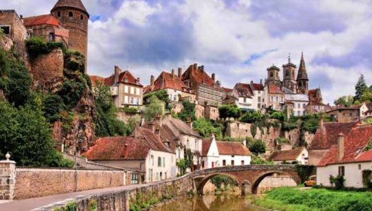 France cycling holidays: Burgundy bike tour