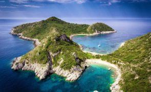 Holiday in Agios Gordios, Corfu, Greece