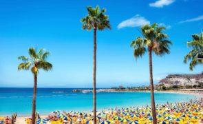Holiday in Puerto Rico, Gran Canaria, Spain