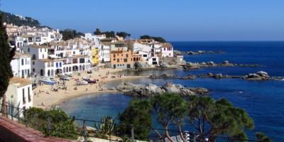 Holiday in Calella, Spain