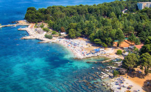 Holiday in Porec, Croatia
