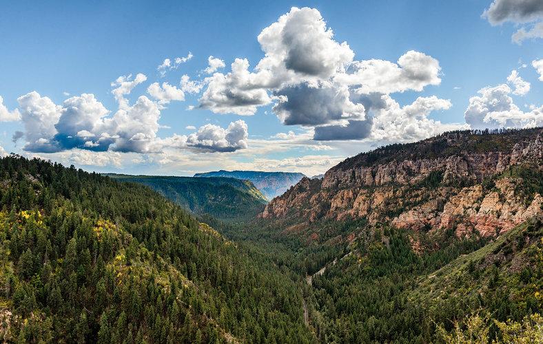 Hike in Sedona, Red Rock Canyon, Oak Creek Vista