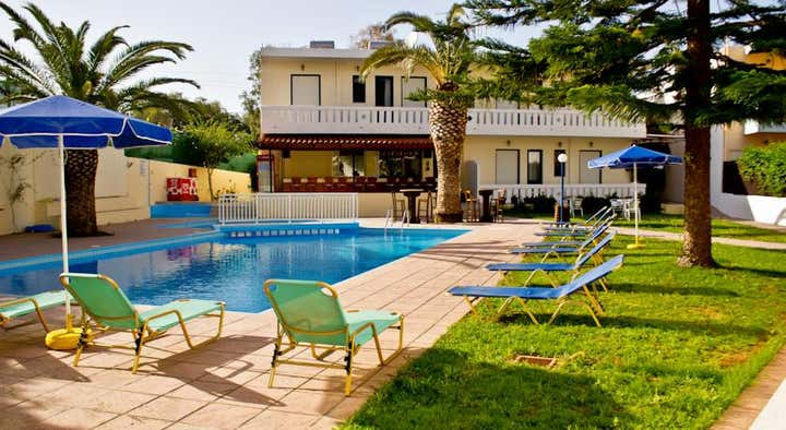 Cretan Sun Hotel in Crete, Grece