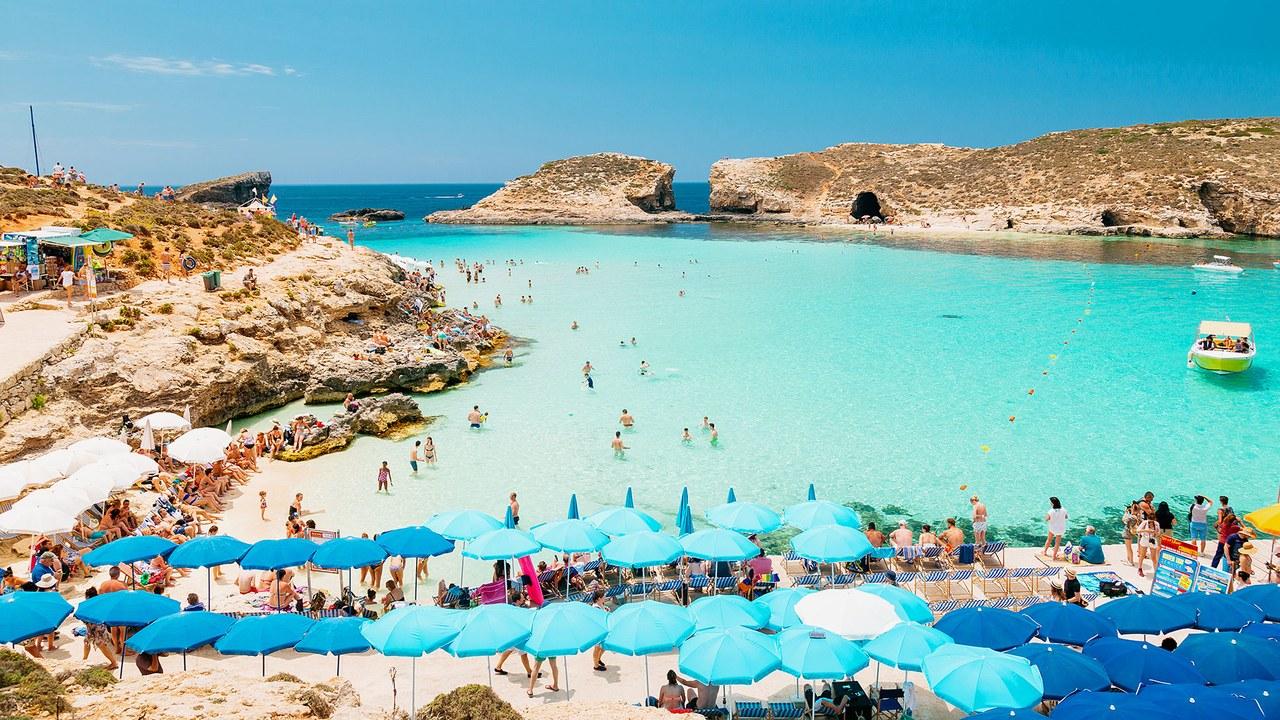 Holiday in St Paul`s Bay, Malta