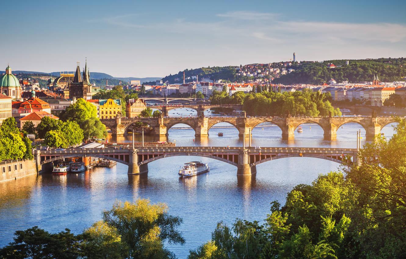Holiday in Prague, Czech Republic