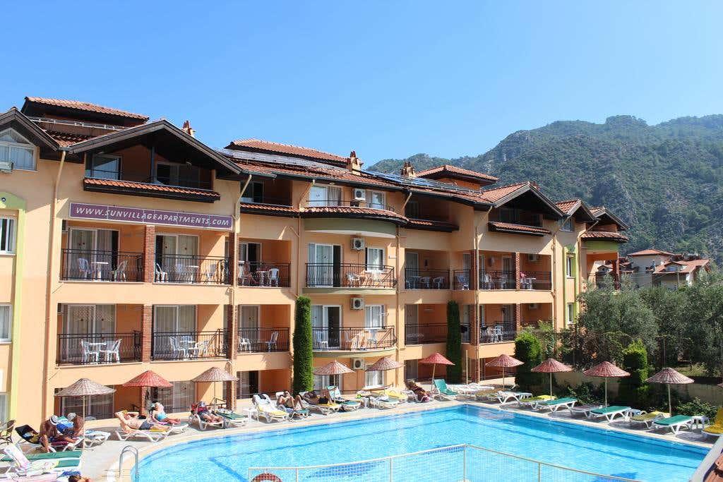 Hotel Club Sun Village in Marmaris, Turkey 3