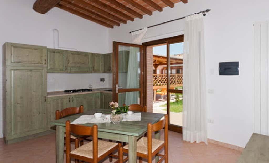 Hotel Residence Borgo Verde in Tuscany Italy 2