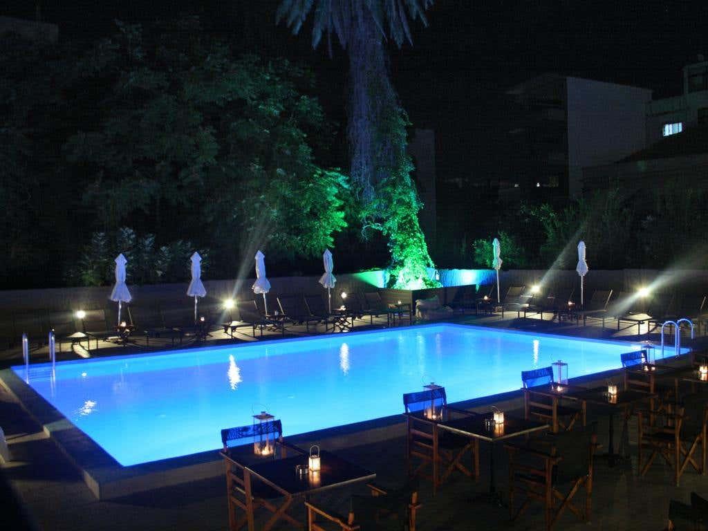 Amphitryon Boutique Hotel in Rhodes, Greece 5