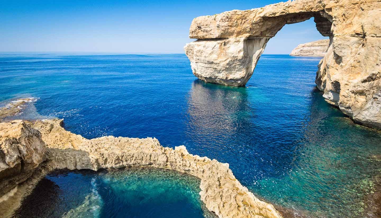 Holiday in Mellieha, Malta