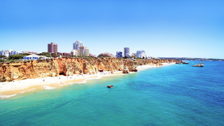 Holiday in Portimao, Algarve, Portugal
