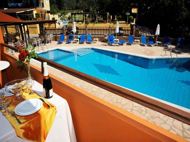 Lavrion Studios Hotel in Corfu, Greece 4