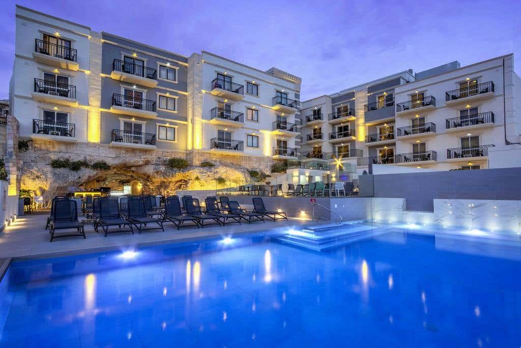 Pergola Hotel and Spa in Mellieha, Malta 1