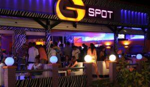 G-Spot Bar