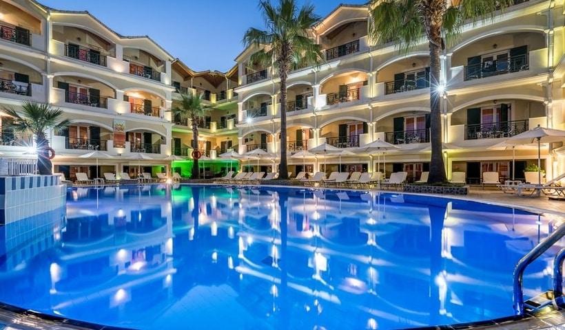 Hotels In Zante Laganas Near Nightlife