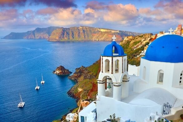 Holiday to Greek Islands