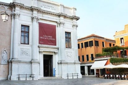 Galleria dell'Accademia. Trip to Florence, Italy