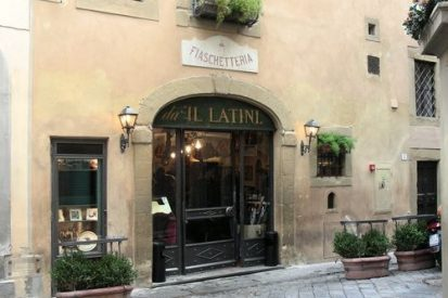 Restaurant Il Latini in Florence, Italy